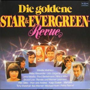 Goldene Star- & Evergreen-Revue, Die - Cover