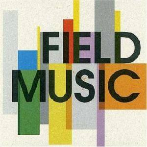 Cover - Field Music: Field Music