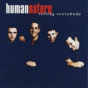 Cover - Human Nature: Telling Everybody