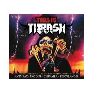 This Is Thrash - Cover