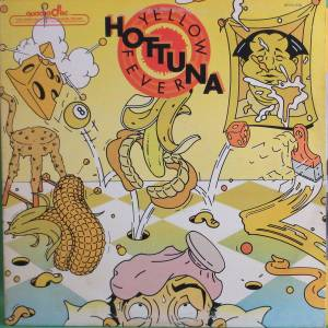 Hot Tuna: Yellow Fever - Cover