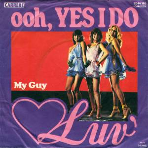 Cover - Luv': Ooh Yes I Do