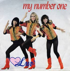 Cover - Luv': My Number One