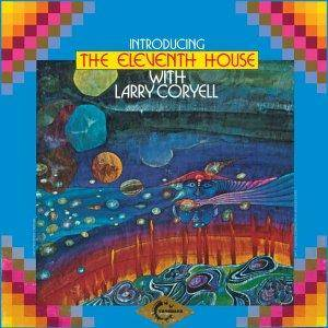 Larry Coryell & The Eleventh House: Introducing - Cover
