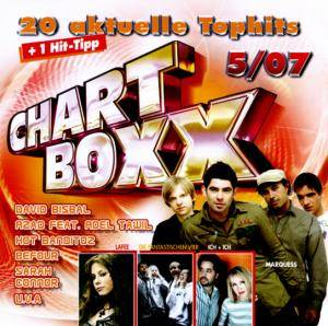 Cover - Azad Feat. Adel Tawil: Chartboxx 2007/05