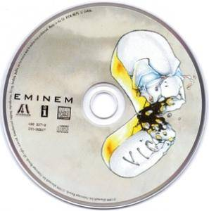 Eminem: The Slim Shady LP (CD) - Bild 3