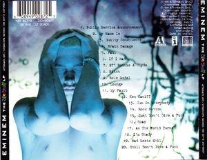 Eminem: The Slim Shady LP (CD) - Bild 4