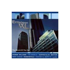 Cover - 1 Giant Leap Feat. Robbie Williams & Maxi Jazz: Entertainment XXL - The Sound Of The City