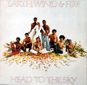Earth, Wind & Fire: Head To The Sky - Cover