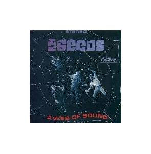 The Seeds: Web Of Sound, A - Cover