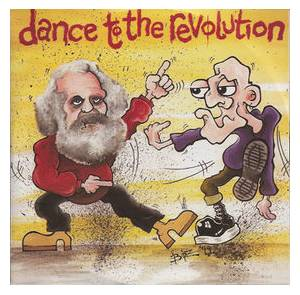 Dance To The Revolution - Cover