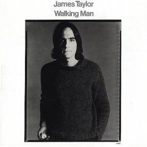 James Taylor: Walking Man - Cover