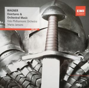 Richard Wagner: Overtures & Orchestral Music - Cover