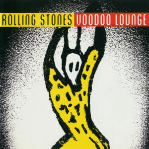 Rolling Stones, The: Voodoo Lounge - Cover
