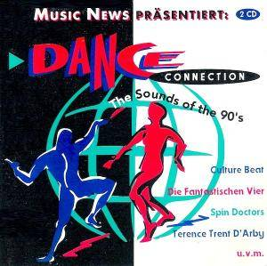 Dance Connection - The Sounds Of The 90's - Cover