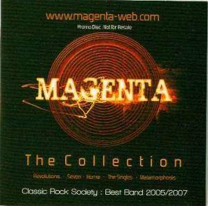 Cover - Magenta: Collection, The