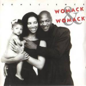Womack & Womack: Conscience (LP) - Bild 1