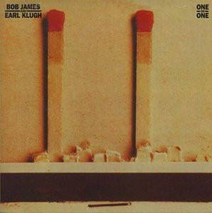 Bob James & Earl Klugh: One On One - Cover