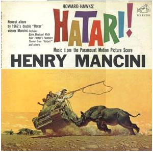 Cover - Henry Mancini And His Orchestra: Hatari!