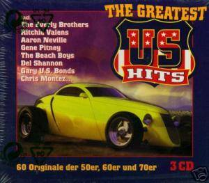 Greatest US-Hits, The - Cover