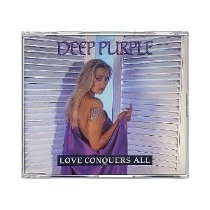 Deep Purple: Love Conquers All - Cover
