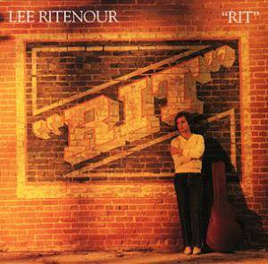 Cover - Lee Ritenour: Rit