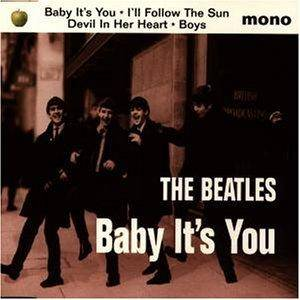 The Beatles: Baby It's You - Cover