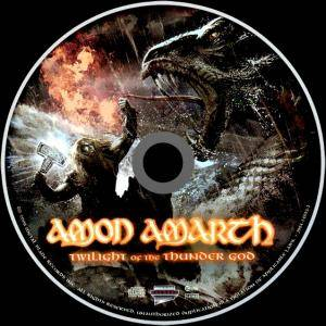 Amon Amarth: Twilight Of The Thunder God (CD) - Bild 3