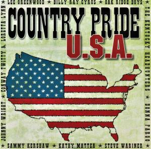 Country Pride U.S.A. - Cover