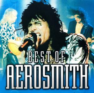 Aerosmith: Best Of - Cover