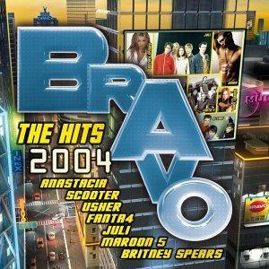 Bravo - The Hits 2004 - Cover