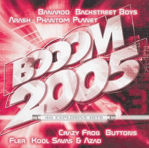 Booom 2005 - The Third - Cover