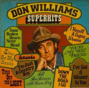 Cover - Don Williams: Superhits