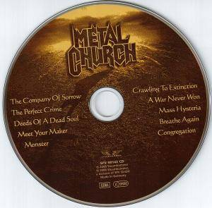Metal Church: This Present Wasteland (CD) - Bild 3
