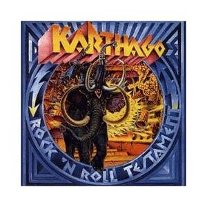Karthago: Rock'n Roll Testament - Cover