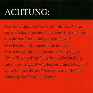 Eisregen: Knochenkult (CD) - Bild 2