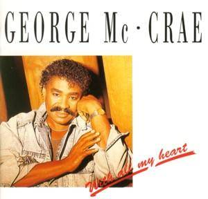 Cover - George McCrae: With All My Heart