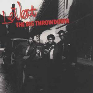 Cover - LeVert: Big Throwdown, The