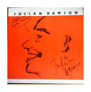 Cover - Julian Dawson: Luckiest Man In The Western World