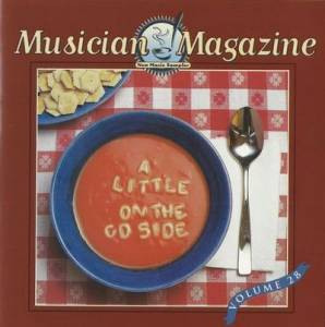 Cover - Matraca Berg: Musician Magazine - A Little On The CD Side Vol. 28