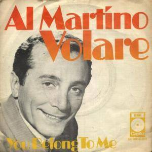 Al Martino: Volare - Cover