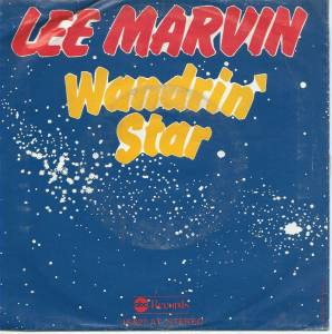Cover - Lee Marvin: Wandrin' Star