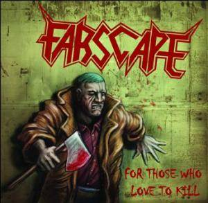 Farscape: For Those Who Love To Kill - Cover