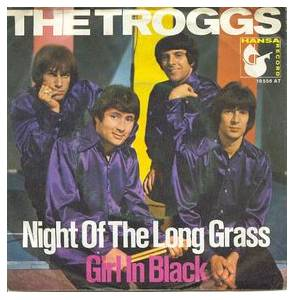 The Troggs: Night Of The Long Grass - Cover