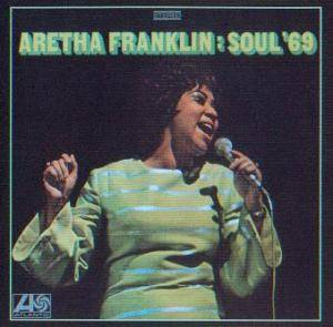 Aretha Franklin: Soul '69 - Cover
