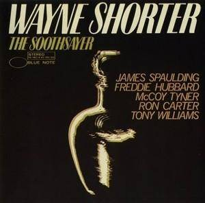Wayne Shorter: Soothsayer, The - Cover
