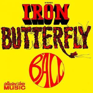 Iron Butterfly: Ball - Cover