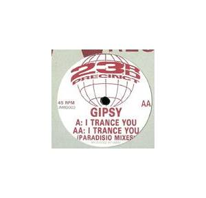Cover - Gypsy: I Trance You