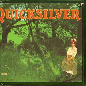 Cover - Quicksilver Messenger Service: Shady Grove