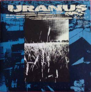 Uranus: Disaster By Design - Cover